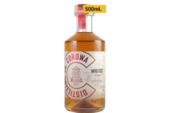 Corowa Distilling Co. Mad Dog Morgan 500mL Bottle