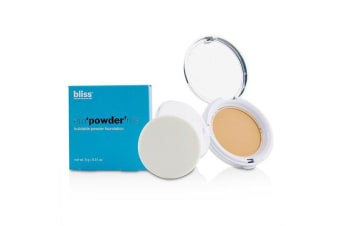 Bliss Em'powder' Me Buildable Powder Foundation - # Buff 9g
