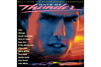Various – Days Of Thunder (Music From The Motion Picture Soundtrack) NEW SEALED