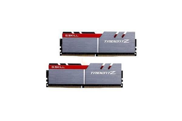 G.SKILL 16GB DUAL CHANNEL KIT (8GB X 2) PC4-25600/DDR4 3200MHZ 1.35V UNBUFFERED NON-ECC DESKTOP RAM PERFORMANCE SERIES - TRIDENT Z