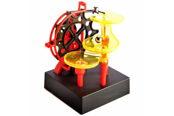 Maborun Big Wheel Marble Rollercoaster Kit | 4D