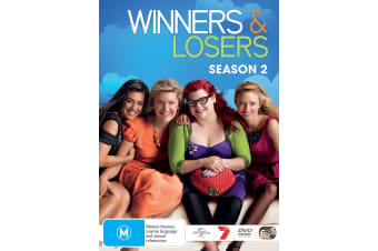 Winners & Losers Season 2 DVD Region 4