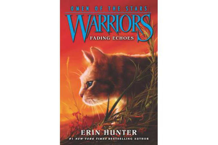 Warriors - Omen of the Stars #2: Fading Echoes