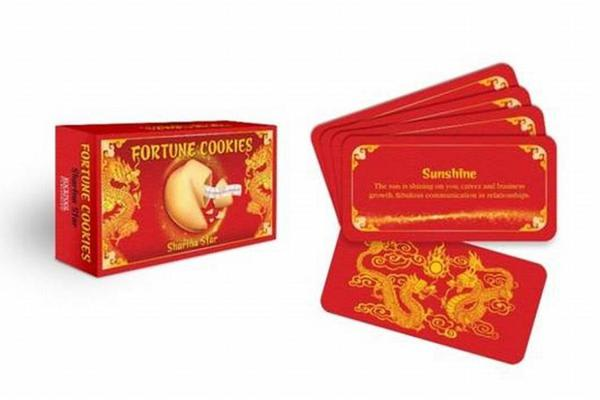 Fortune Cookies - Love, Success, Happiness Cards