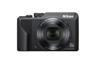 New Nikon Coolpix A1000 16MP Digital Camera Black (FREE DELIVERY + 1 YEAR AU WARRANTY)