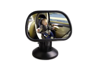 360 Degree Rotate  Adjustable Car Back Seat Baby View Mirror baby infant car rearview Mirror  Y000003