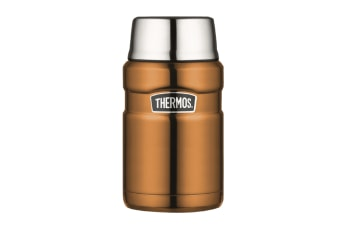 Thermos 710ml Food Jar -copper