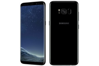 Samsung Galaxy S8 - Black 64GB – As New Condition Refurbished