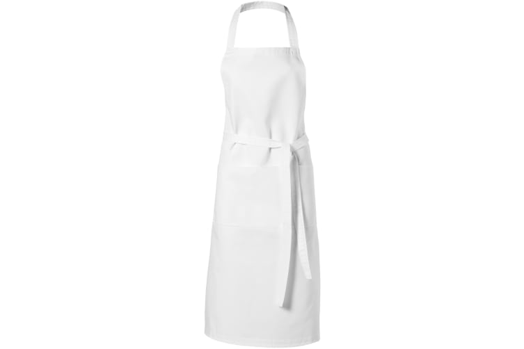 Bullet Viera Apron (Pack of 2) (White) (100 x 70 cm)