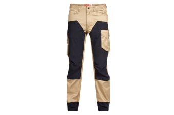 Hard Yakka Legends 3D Stretch Pants (Khaki/Black)