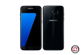 Refurbished Samsung Galaxy S7 Edge (32GB, Black)