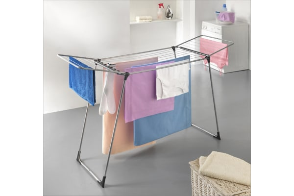 Metaltex Hurricane Laundry Dryer With Folding Wings