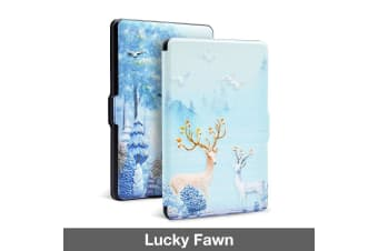 Quality Colorful Painting Leather Cover for Kindle Paperwhite 1/2/3-LuckyFawn