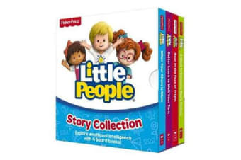 Fisher-Price - Little People Storybook Collection Boxed set