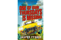 One of our Thursdays is Missing - Thursday Next Book 6
