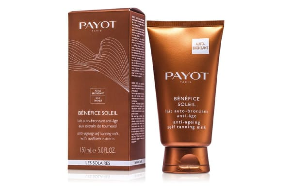 Payot Benefice Soleil Anti-Aging Self Tanning Milk (For Face & Body) (150ml/5oz)