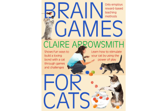 Brain Games Encyclopaedia For Cats (Multicoloured) (One Size)