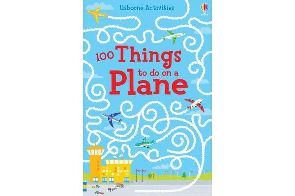 Image of 100 Things To Do On A Plane