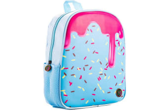 Urban Junk Childrens/Kids Hello Schweety Mini Backpack (Blue/Pink) (One Size)