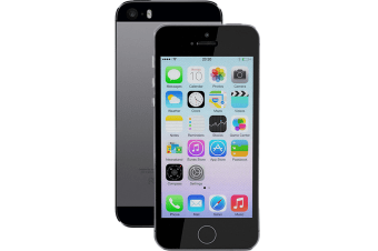 iPhone 5s - Spacey Grey 16GB - Refurbished Average Condition