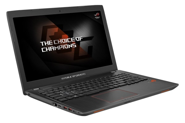 "ASUS 15.6"" ROG Core i7-7700HQ 16GB RAM 1TB HDD + 128GB SSD GTX 1050 4GB Full HD Notebook (GL553VD-FY040T)"