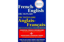 Merriam Webster's French-English Dictionary