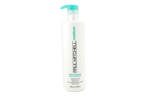 Paul Mitchell Moisture Instant Moisture Daily Treatment (Hydrates and Revives) (500ml/16.9oz)