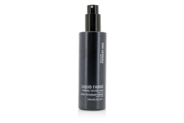 Shu Uemura Liquid Fabric Mineral Texture Spray (250ml/8.5oz)