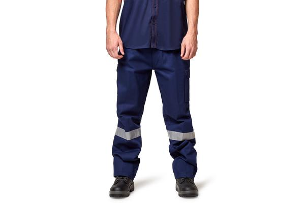 Hard Yakka Generation Y Cargo Pant with Reflective Tape, Size 107R)