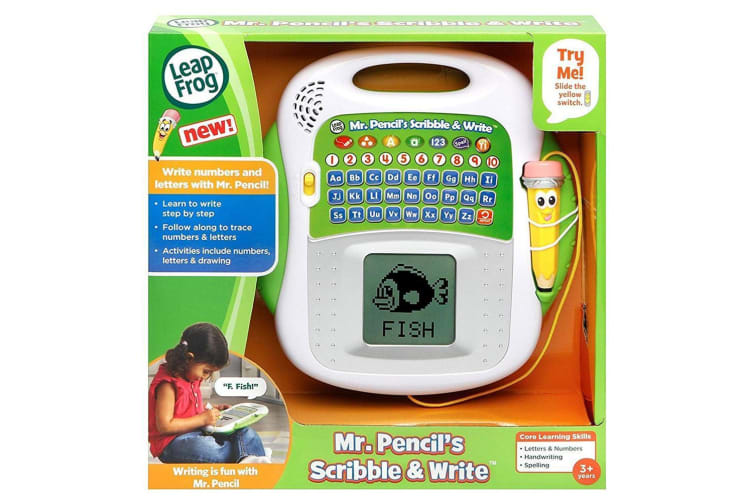 LeapFrog Mr Pencil's Scribble and Write