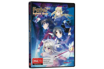 FATE / KALEID PRISMA ILLYA - SEASON 1 DVD NEW SEALED - MA15+