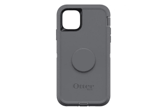 Otterbox Otter + Pop Defender Case for Apple iPhone 11 Pro Max - Howler Grey