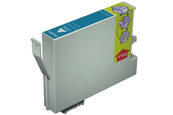 T0632 Cyan Compatible Inkjet Cartridge
