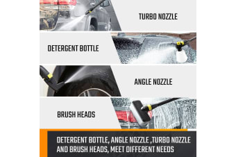 Car Pressure Washer Powerful Cleaner