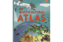 My Multicultural Atlas - A Spiral-bound Atlas with Gatefolds