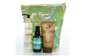 Eco Tan Best Christmas Ever Skincare Gift Pack Set