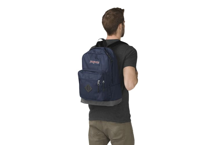 Jansport City Scout Classic Mainstream Bag (Navy)