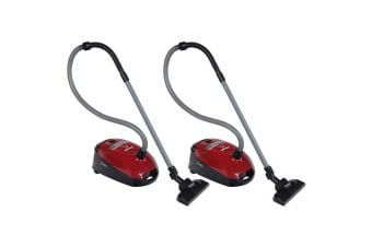 2PK Klein Miele Kids Vacuum Cleaner Pretend Role Play Cleaning Vacuuming Toy 2y+