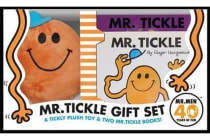 Mr Tickle Book and Plush Gift Set