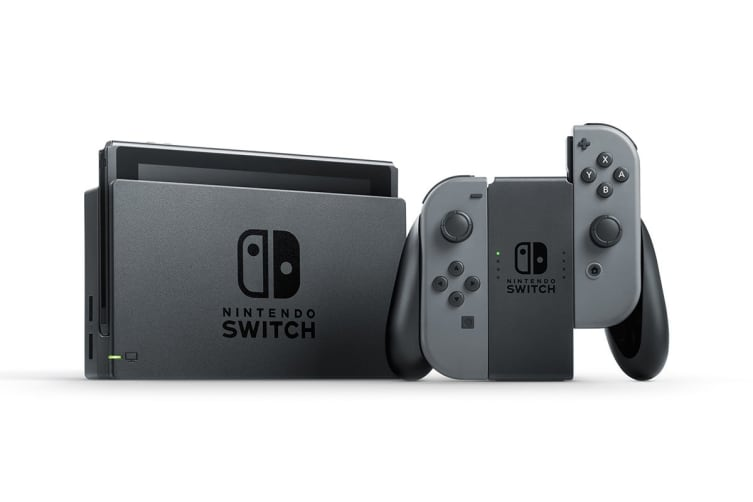 Nintendo Switch Console (2019) - Grey