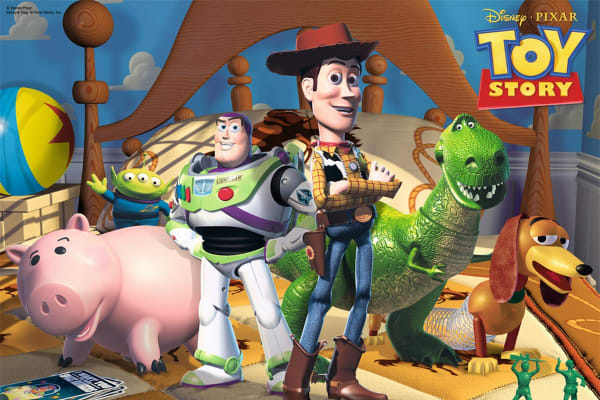 Ravensburger Disney Toy Story 3 100 Piece Puzzle