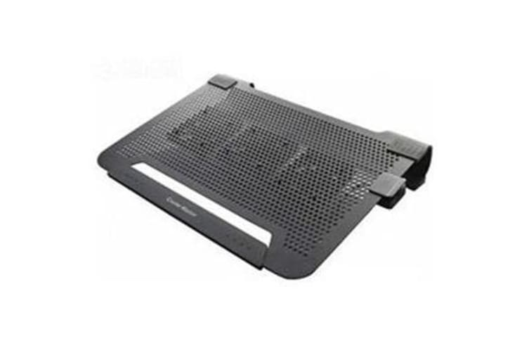 Cooler Master NOTEPAL U3 PLUS BLACK (EXTEND YOUR NOTEBOOK LIFE MUCH LONGER) Notebook cooler and