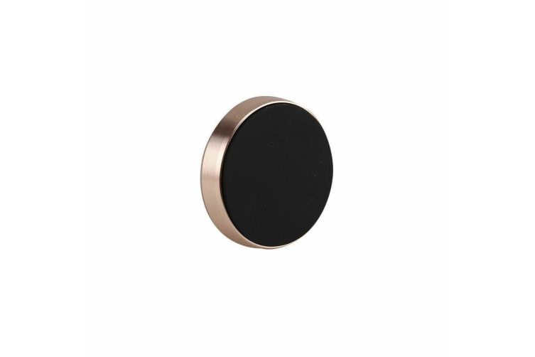 Universal Magnetic Mount Car Phone Holder Mobile For GPS iPhone iPad Samsung SET-Gold