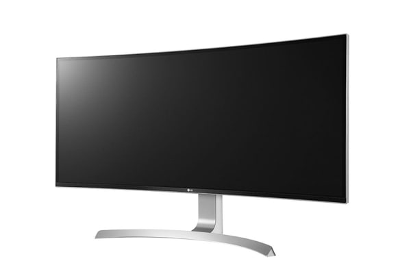 "LG 34"" 21:9 WQHD Curved Ultrawide IPS FreeSync LED Monitor (34UC99-W)"