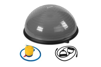 Everfit Bosu Balance Ball Trainer Fitness Yoga Gym Exercise Core Pilates Half GR
