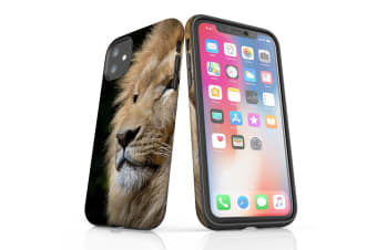 For iPhone 11 Shielding Back Case  Lion