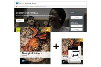 Value Pack Biological Science Global Edition + Modified Mastering Biology with eText