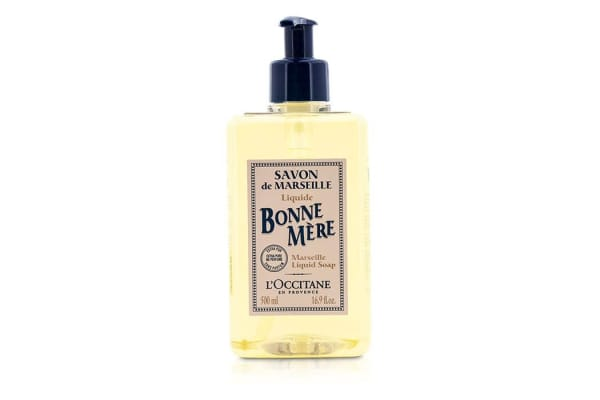 L'Occitane Bonne Mere Liquid Marseille Soap (500ml/16.9oz)