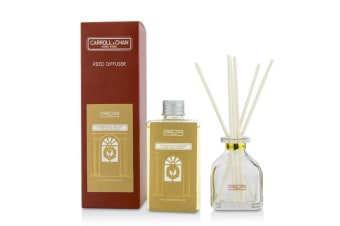 The Candle Company (Carroll & Chan) Reed Diffuser - Christmas Magic (Amber  Saffron & Patchouli) 100ml/3.38oz