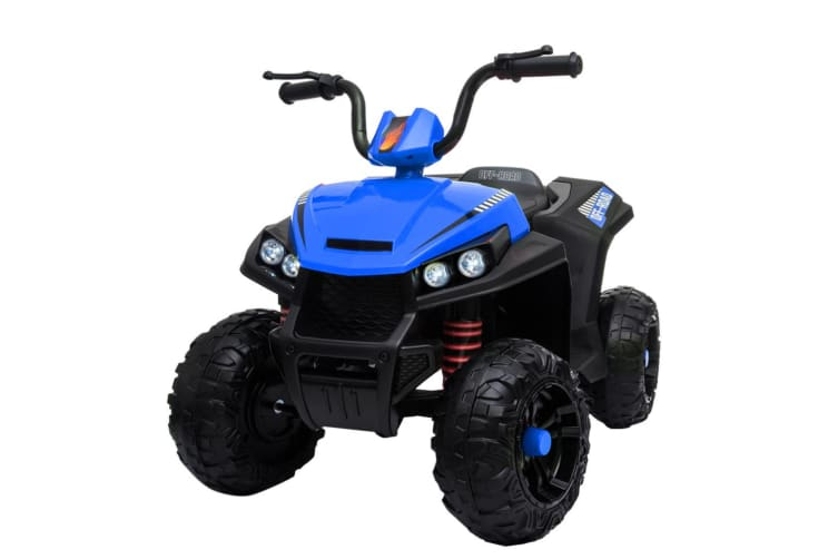 ROVO KIDS Electric Ride-On ATV Quad Bike Boys Toy Toddler Motorised Car Battery